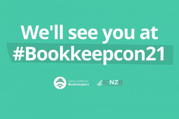 Going to Bookkeepcon21? We'll see you there!